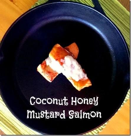 CoconutHoneyMustardSalmon