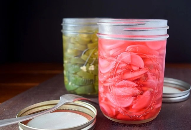 How to Make Garlicky Quick-Pickled Radishes | DoYouEvenPaleo.net
