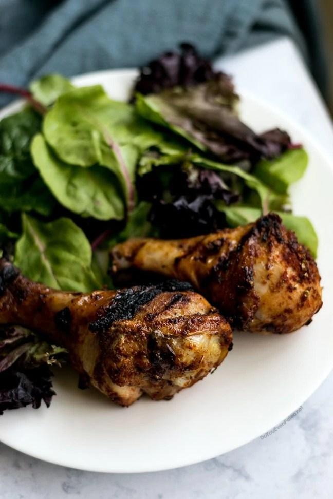Paleo Grilled BBQ Chicken Drumsticks   DoYouEvenPaleo.net