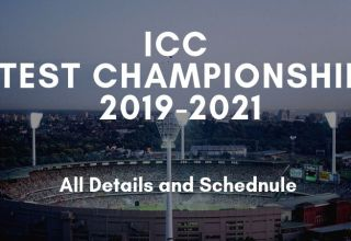 ICC Test Championship Schedule, Result & Points table