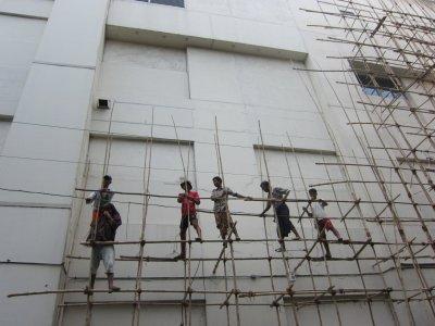 Renovation site
