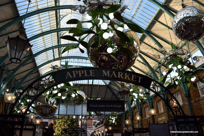 Covent Garden London Lifestyle Blog Doyouspeaklondon