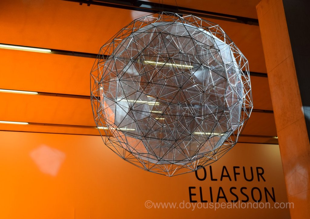 Olafur Eliasson Doyouspeaklondon Lifestyle London Blog
