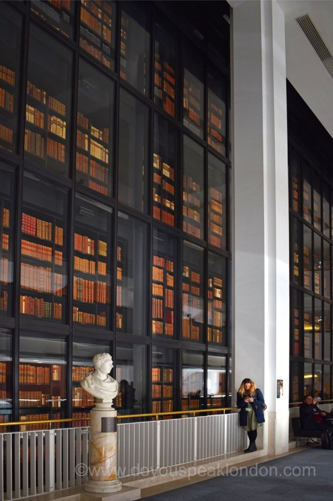 The British Library Doyouspeaklondon Lifestyle London Blog