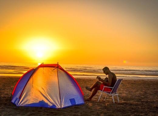 Namiot plarzowy