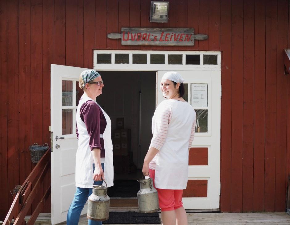 Norwegian Kling (Lefse) from Uvdalsleiven Tradisjonsbakst