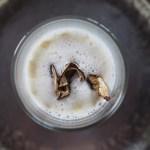 Jordskokksuppe (Creamy Jerusalem Artichoke Soup)