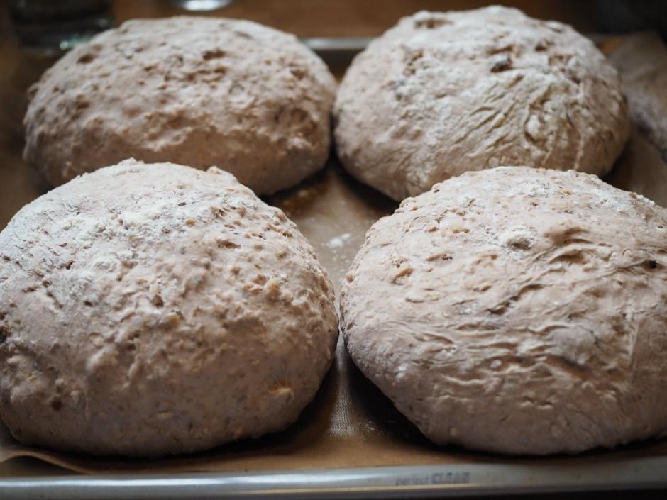 Walnut Bread (Valnøttbrød)