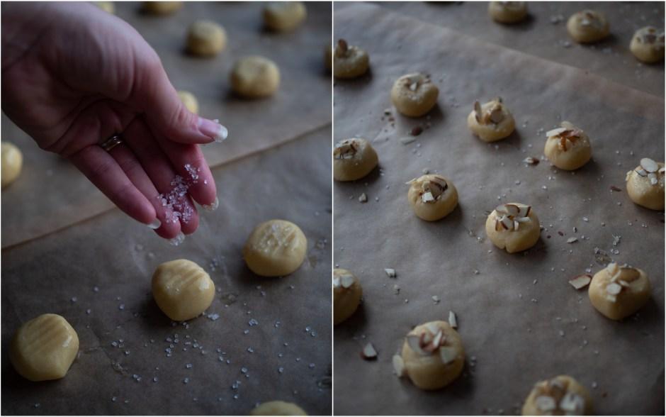 Serinakaker (Norwegian Christmas cookies)