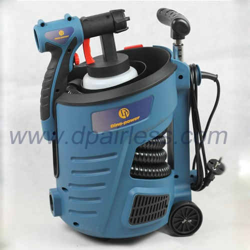 Hot Dip Plastic Paint Sprayer