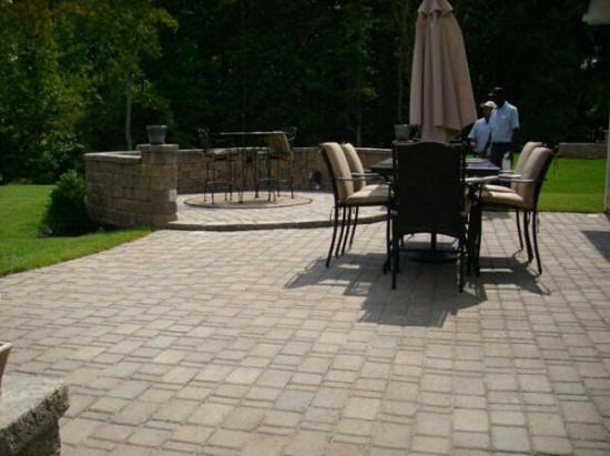 Columbia SC Patios Company We Build Them All Low Cost Stone Patio Design Brick Paver