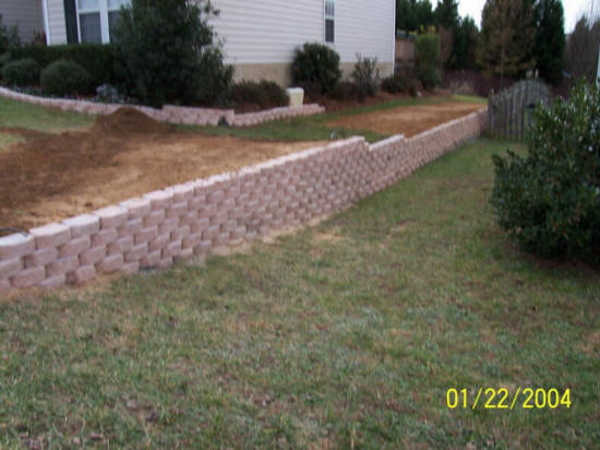 Rock HillFort Mill SC Retaining Walls 2018 We Do It All 2018 InstallRepair Columbia