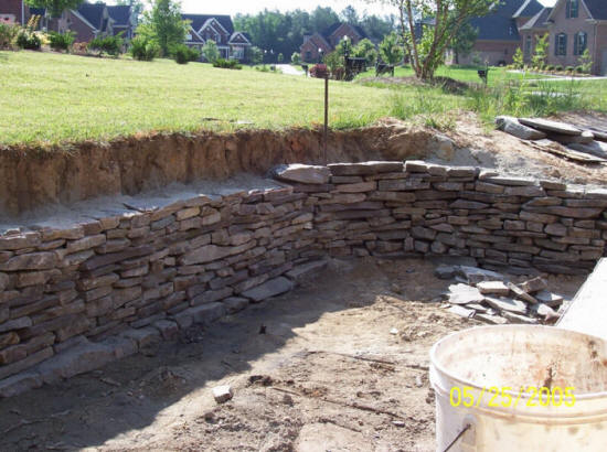 Rock HillFort Mill SC Retaining Walls We Do It All