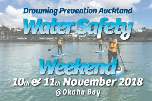 Water Safety Weekend Have ago SUP sailing
