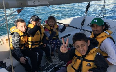 Drowning Prevention Auckland Receives Funding to Create 5 New Lifejacket Hubs