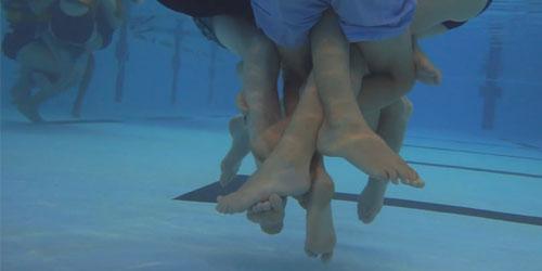 intertwine legs