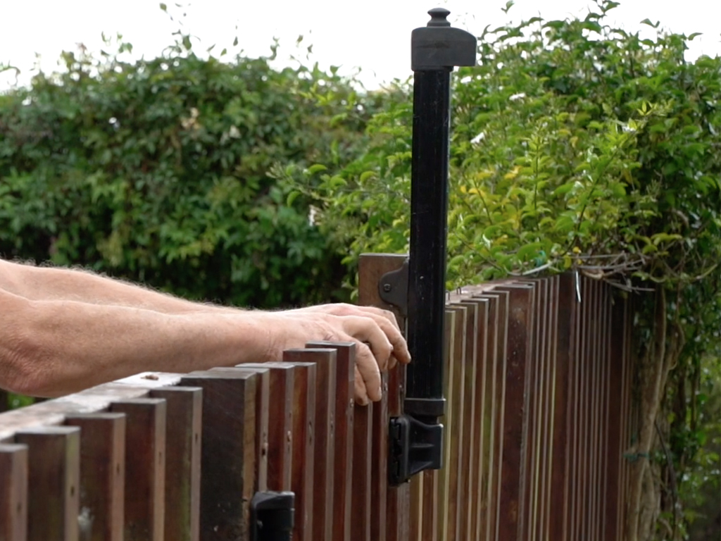 Fence and gate maintenance