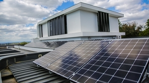 SimpliPhi, Selectronic and Schneider side-by-side in one of Melbourne's most impressive renewable power installs