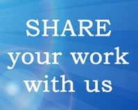 Promotional opportunity: Share your work with us