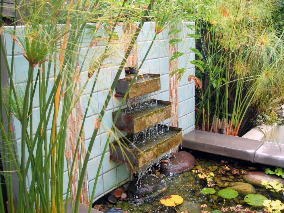 How Build Water Feature Pond
