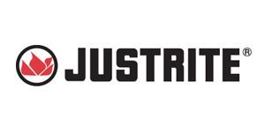 Justrite logo