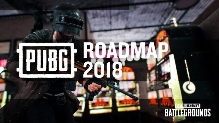 【PUBG】2018年の開発ロードマップ公開、4×4の新マップ「Island」やゲーム内エモートを実装予定!