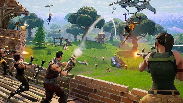 今や『Fortnite Battle Royale』はTwitchにて最も注目されるゲーム。平均して15万人の視聴者数を誇るトップタイトルに