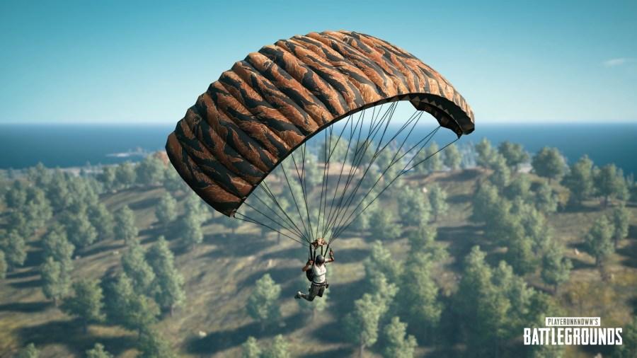 【PUBG】武器のバランス調整がライブサーバーへ実装。新規クレート「Aviator」と虎柄のパラシュートスキン(4.99$)追加も