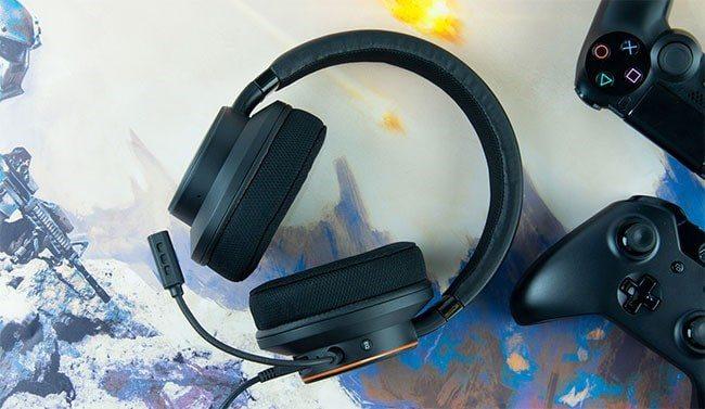Creative、ゲーミングヘッドセット新製品「Sound BlasterX H6」発表。税抜8,900円で7.1/5.1ch再生に対応、RGBライティングLEDも搭載