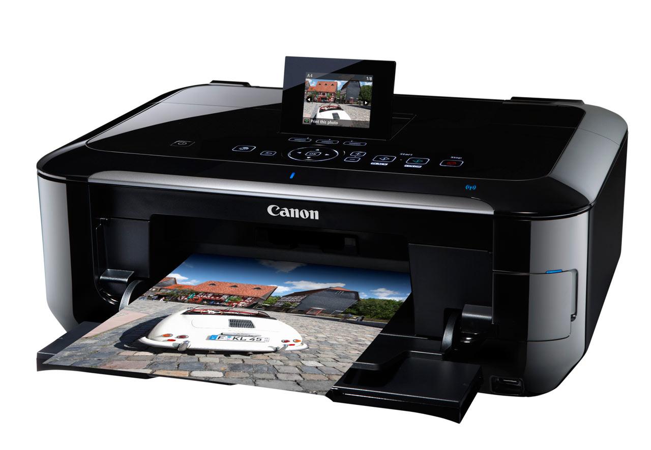 Canon Adds Airprint Wireless Capability To Pixma Wifi