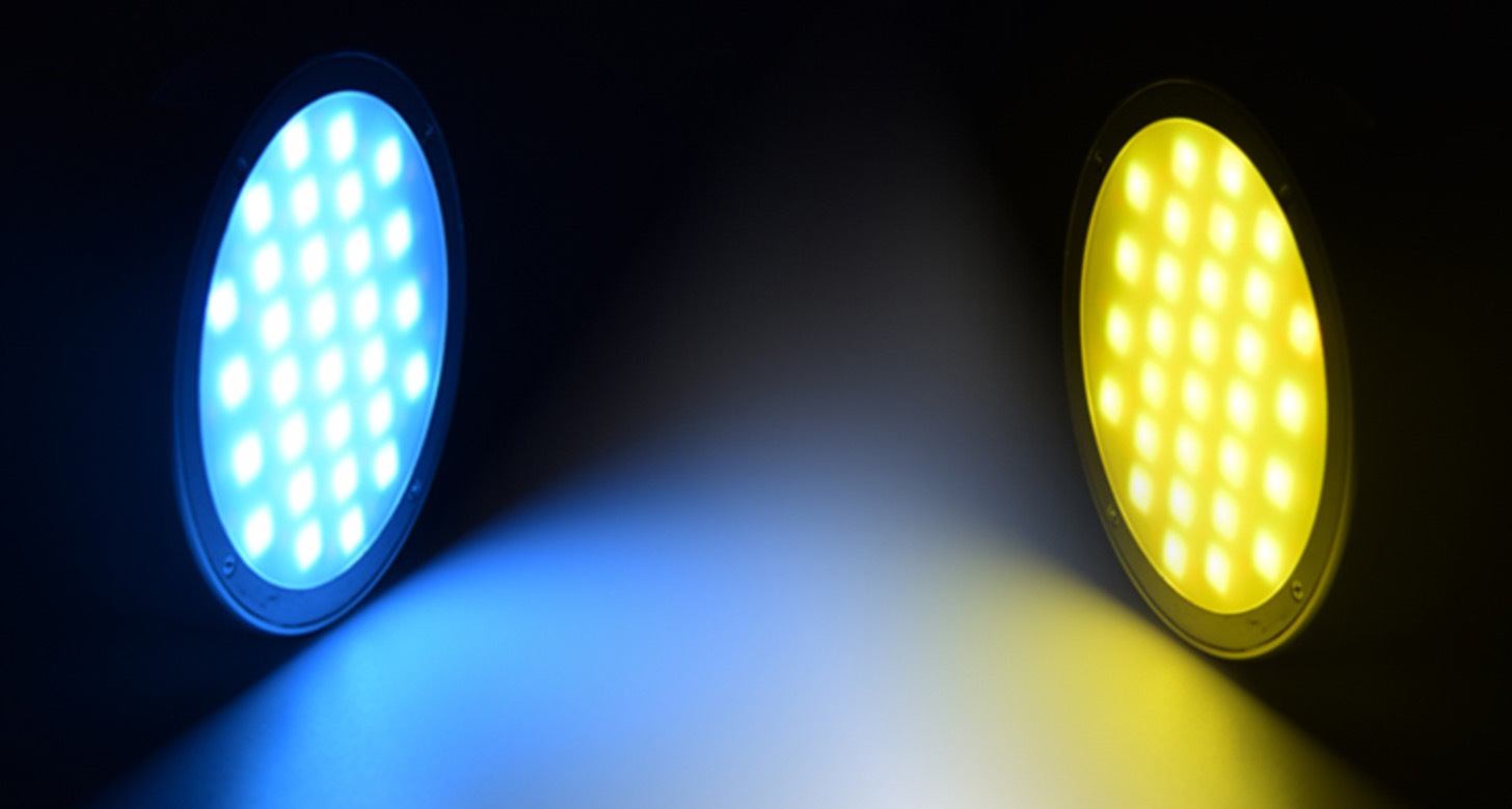 r1 and rf1 lights are compact led discs