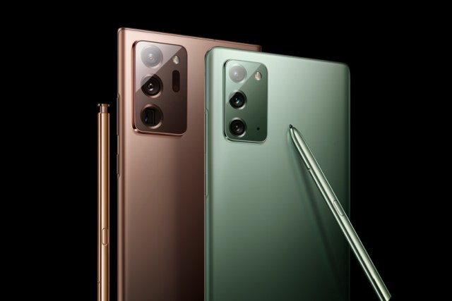 Samsung unveils the details of its new Galaxy Note 20, Note 20 Ultra smartphones: Digital Photography Review