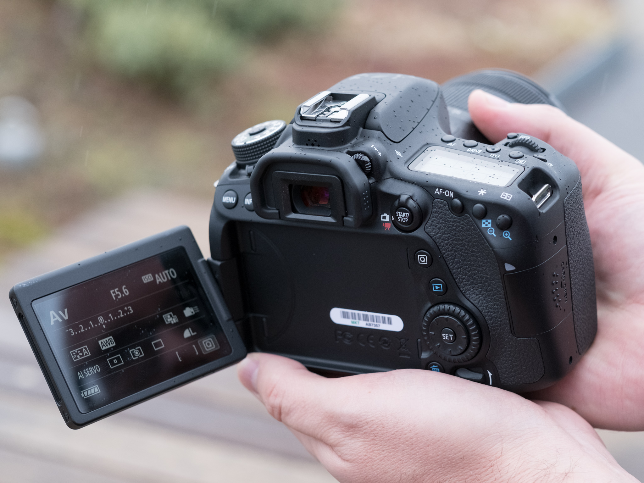 Newly enthused: hands on with the Canon EOS 80D – Photography