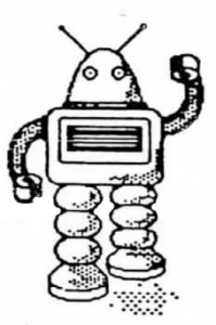 marching robot