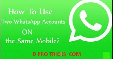How to use two whatsapp accounts in one mobile