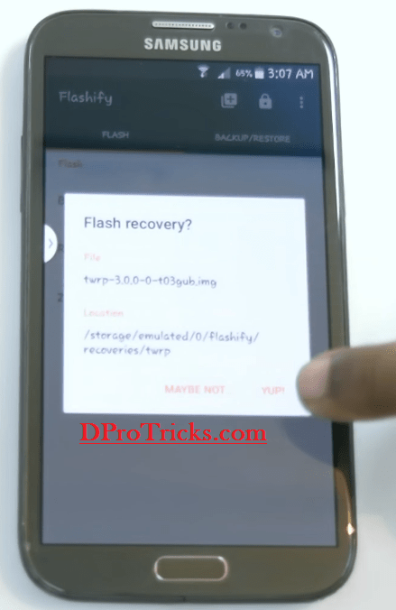 How To install CUSTOM RECOVERY Without PC (CWM, TWRP) 2019