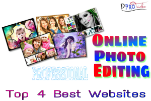 Professional online photo editing | Best websites 2019