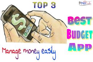 Best budget app | List of the Best 3 budget apps(2019)