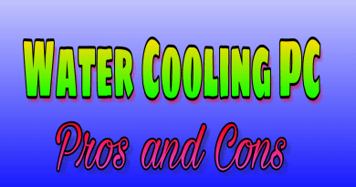 water cooling pc pros and cons