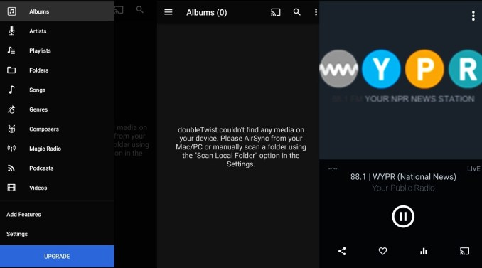 Best Music Player for Android 1