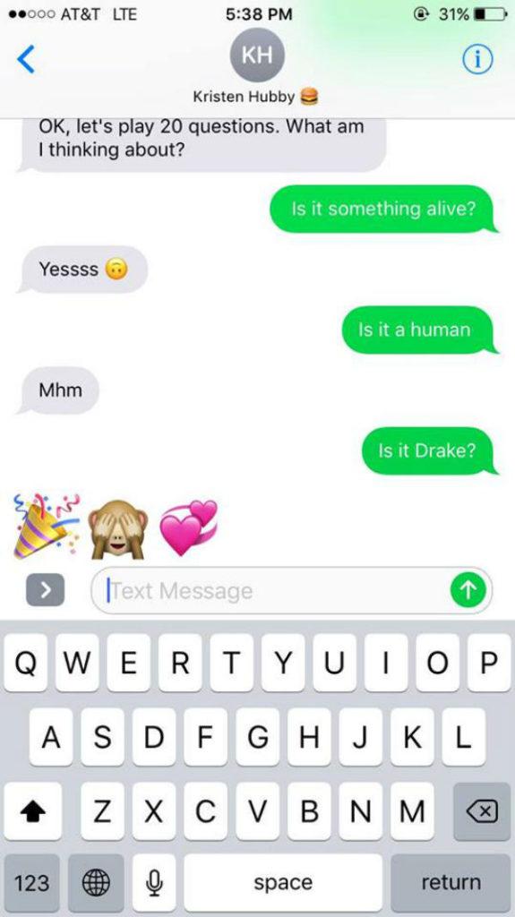 good texting games
