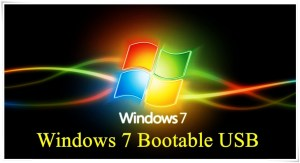 Tips to Generate Windows 7 Bootable USB
