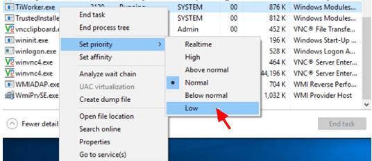 Windows Modules Installer Worker Windows 10 I