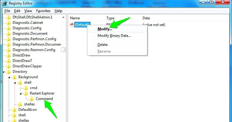 How to Restart Windows Explorer 20