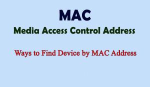 7 Ways to Find Device by MAC Address