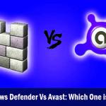 Windows Defender and Avast Windows 10