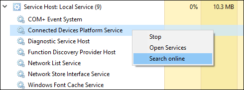 host process for windows services 4