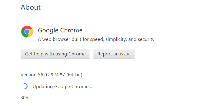 what version of chrome do I have 2