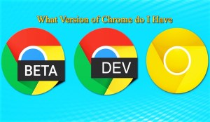 What Version of Chrome do I Have And Its Features