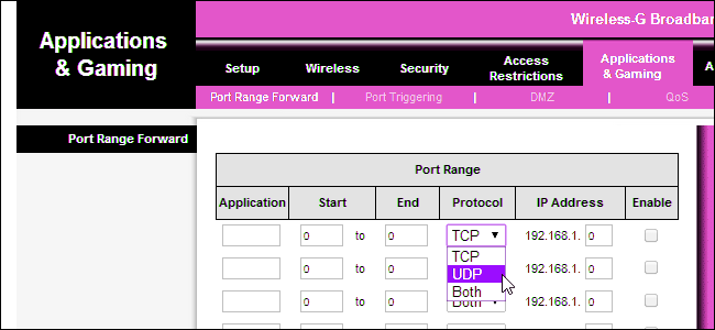 Difference between TCP and UDP 1